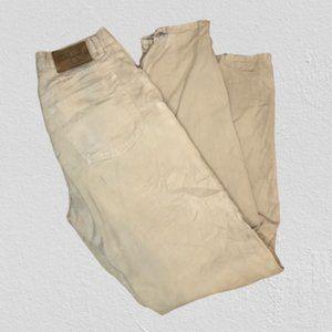 Vintage Calvin Klein Dad Khaki Jeans Size 34